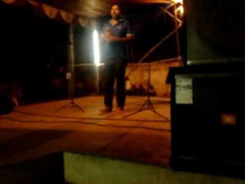 Akash pathe prem korechi sung by Netai Mondal