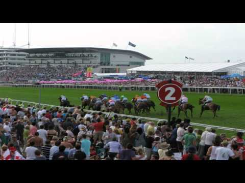 Epsom race course Dorking and Reigate Surrey