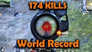 174 Kills - New World Record in Zombies Mode