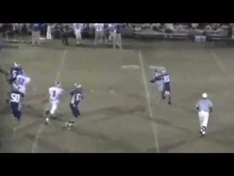 Chambers Academy Rebels vs Dixie Academy (Game Highlights- 2009).flv