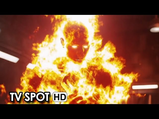 Fantastic Four TV Spot 'All That Power' (2015) - Miles Teller, Kate Mara HD