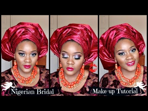 Nigerian Bride Contest entry for LilPumpkinpie05