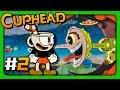 Cuphead Прохождение 2 ДИКАЯ ЯГОДА ПОКОРЯЕМ ВОЗДУХ mp3