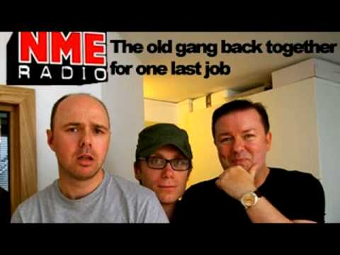 Ricky Gervais Radio Show - NME