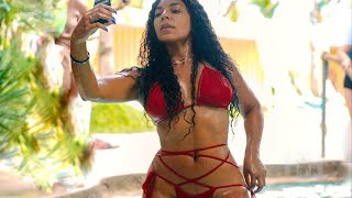Ashanti Shares The Secret To Her Bangin' Body