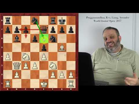 Games of Praggnanandhaa, with GM Ben Finegold