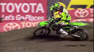 Dungey vs. Tomac - Las Vegas - Race Day LIVE - 2017