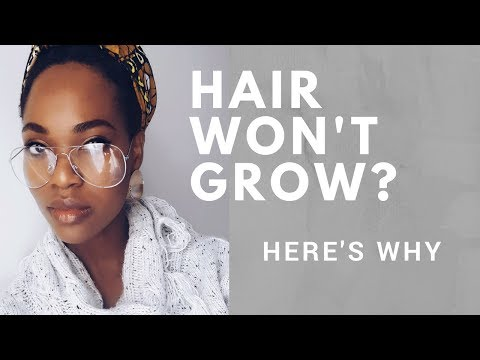 Natural Hair| 5 tips to improve hair growth