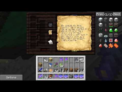 Thaumcraft 3 tool research - Working Draft Feed The Beast Server