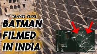 WE VISITED THE PLACE IN INDIA WHERE BATMAN WAS FILMED -  Incredible INDIA | TRAVEL VLOG