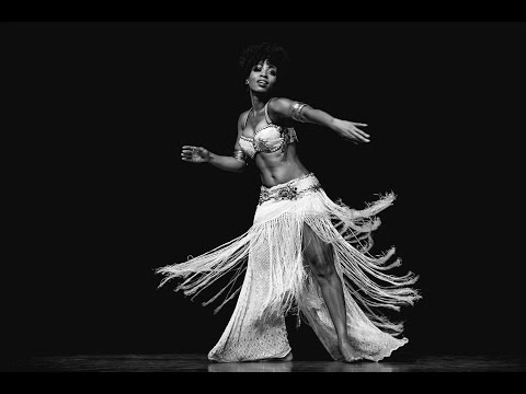 Tribal Fusion Belly Dance - Dubstep - Ebony Qualls - New Delhi...
