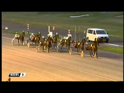 Victoria Park Wolvega 22-6-2013 KOERS 9  GLOBAL MONEY - H.W. LANGEWEG JR