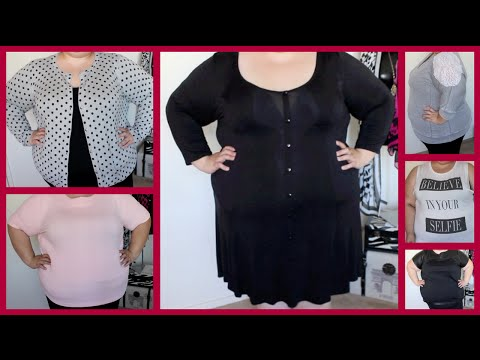 Fall Plus Size Fashion Try-On Haul