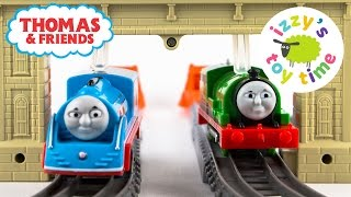 Thomas and Friends | Thomas Train Trackmaster Railway Race Set | Toy Trains for Kids