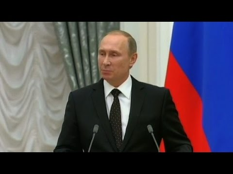 Putin: 'It is better to have a single common coaliti...