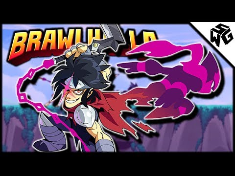 New Legend Jiro Diamond Gameplay! - Brawlhalla Gameplay :: Super Saiyan Jiro!