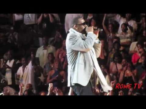 R Kelly Love Letter Tour Columbus Ohio 7.8.11