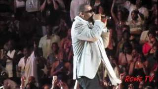 R. Kelly Video - R Kelly Love Letter Tour Columbus Ohio 7.8.11
