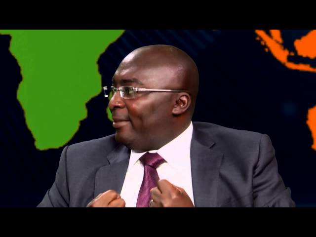 GH FILES: Dr. Muhamadu Bawumia Discusses Ghana's Recent IMF Bailout- Part 2