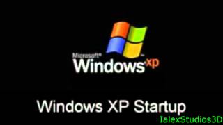 Windows XP has a Sparta Madhouse Remix V3
