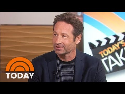 David Duchovny On 'Aquarius' And His Many Talents: 'I Annoy Myself' | TODAY