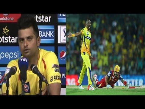IPL 8 CSK vs RCB: Virat Kohli's run out was turning point: Suresh Raina