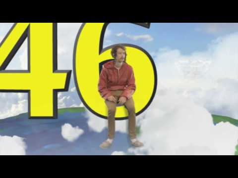 darwin deez - up in the clouds (official video)