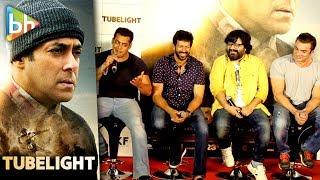 Tubelight Official Trailer Launch | Full Video | Salman Khan | Kabir Khan | Uncut