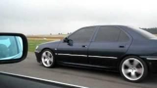 BMW 323i E46 vs Peugeot 406 2.0 16V