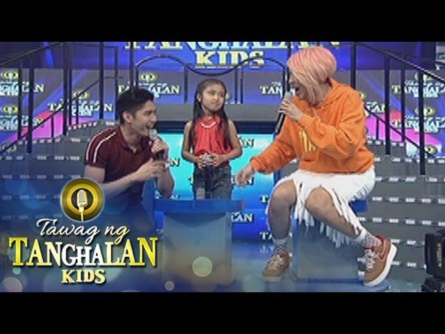 Tawag ng Tanghalan Kids: Vice and Robi play pogs