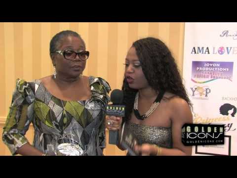 Interview with Onyeka Onwenu at the 2013 NRC Image Awards