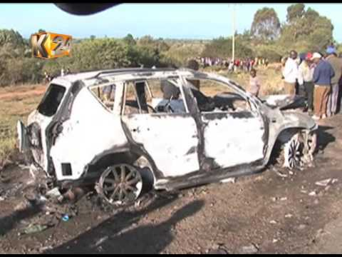 39 dead, 6 injured in grisly road accident along Nairobi-Nakuru highway