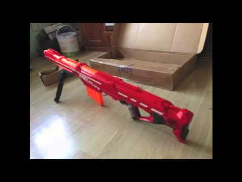 NERF Elite Mega Centurion (NEW PHOTOS!)