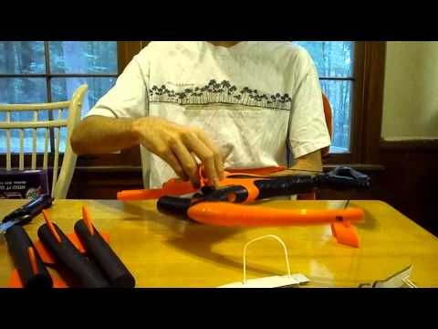 Review: The New Nerf N-Strike Blazin' Bow by Drac