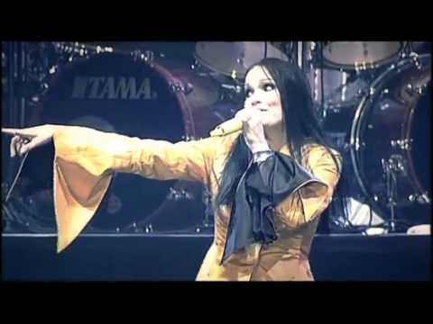 Nightwish – Phantom Of  The Opera (live)