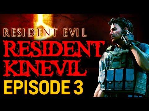 Resident Evil 5 Episode 3 - Resident Kinevil