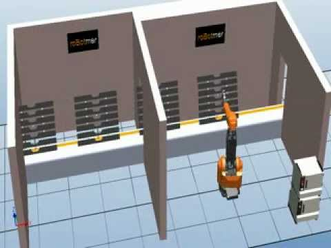 Boya Robot Simülasyonu 1