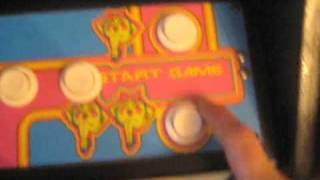 How to wire Ms. Pac-Man with 60 in 1 JAMMA Lizard Lick and new monitor, control panel