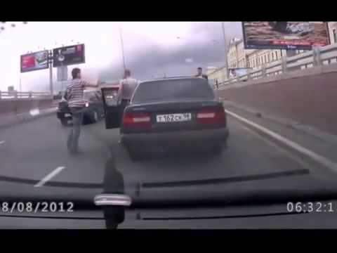 Авто## жесть - Драки на дорогах