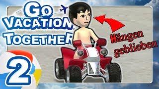 GO VACATION ✈️ #2: Domtendo ist hängen geblieben!