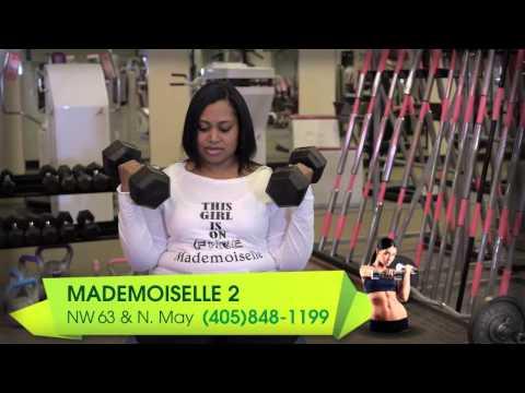 Spot Tv Mademoiselle Gym
