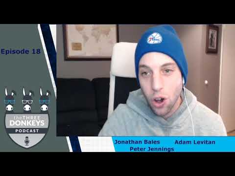 The Three Donkeys Podcast: Episode 18 – NFL Playoffs, Player Props, and Crypto