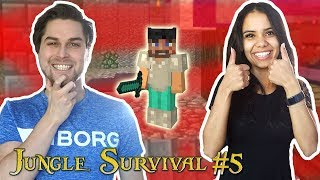 VERMOMMEN ALS PIRAAT! - JUNGLE SURVIVAL #5