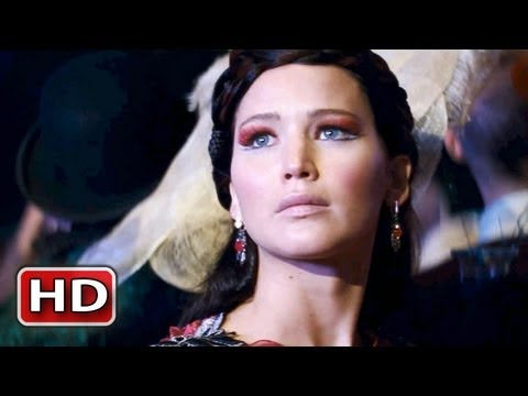 The Hunger Games : Catching Fire Teaser Trailer (2013)