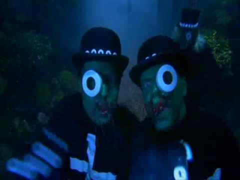 The Mighty Boosh - Hitcher