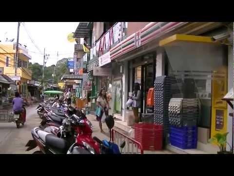 Video essay Bangkok Samed island No,2 バンコクからサメット島へ เกาะเสม็ด