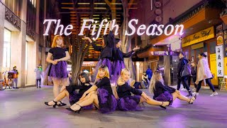 "[KPOP IN PUBLIC CHALLENGE] OH MY GIRL ""The fifth season (SSFWL)"" Dance Cover // HORIZON // Australia"