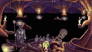 "King's Quest VI (PC/DOS) Longplay, Talkie & Subtitles, 1992-93, Sierra, ""CD Version"""
