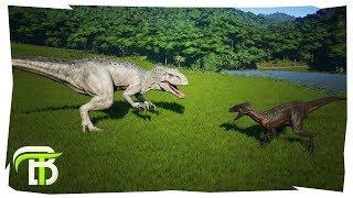 INDOMINUS REX | Jurassic World Evolution #17