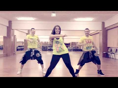 Cavanna - El Fuego del Amor - Zumba ® Fitness Choreo by Nichol & Iuliu ft. Claudiu Gutu